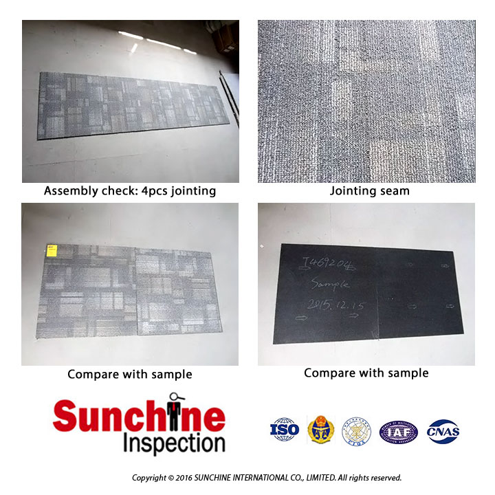 Weihai Inspection Service / Fully Certified Quality Inspection Company with 14 years of quality control experience