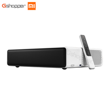 Xiaomi Laser <strong>Projector</strong> Creating 3D Home Theatre 150-inch TV Experience Ultrashort Focus 5-50m White
