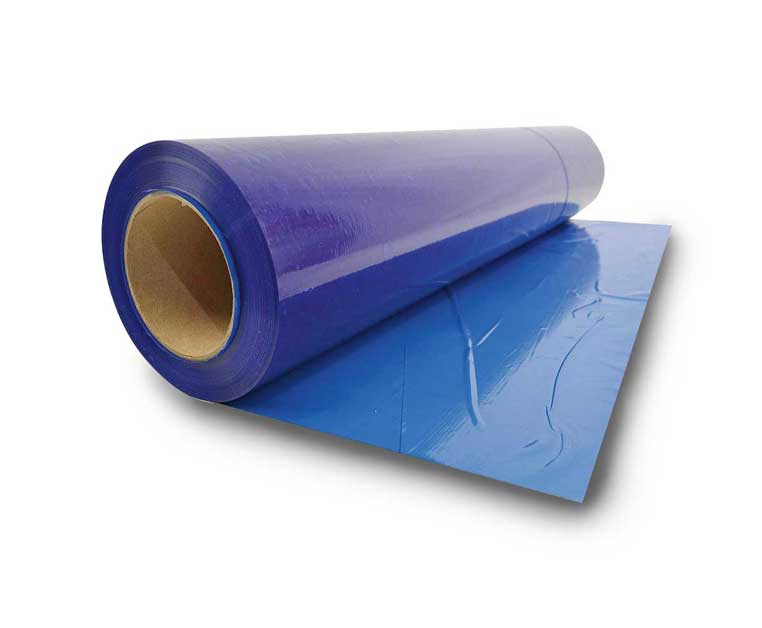 PE Protective Antistatic Film For Glass