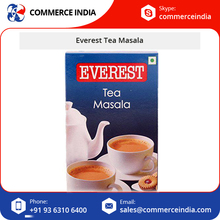 Everest Masala Tea/Best Masala Chai Spice Mix Available for Twist of Taste for Tea