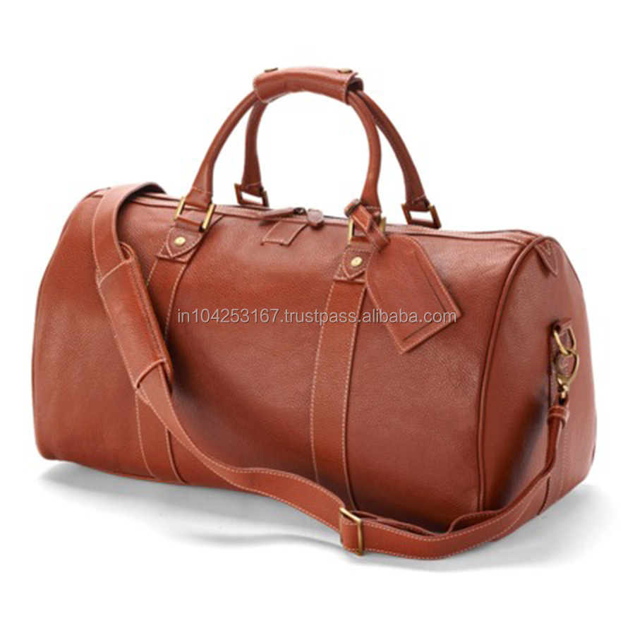 PU Leather Latest Designs Luggage Bags