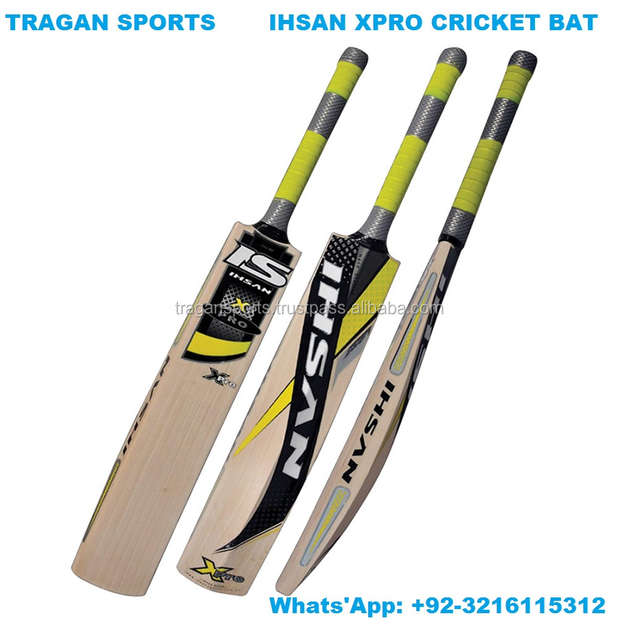 ENGLISH WILLOW CRICKET BAT XPRO IHSAN SPORTS Cricket bat
