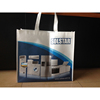Custom Printed Recyclable Fabric Non Woven Shopping Bag With Logo