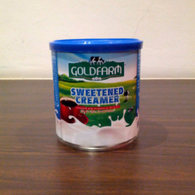 Sweetened Condensed Creamer