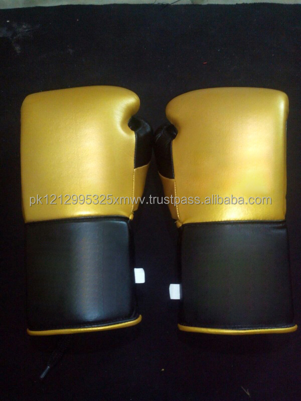 Cheap good quality Breathable PU leather kids kick fighting boxing gloves muay thai BOXING