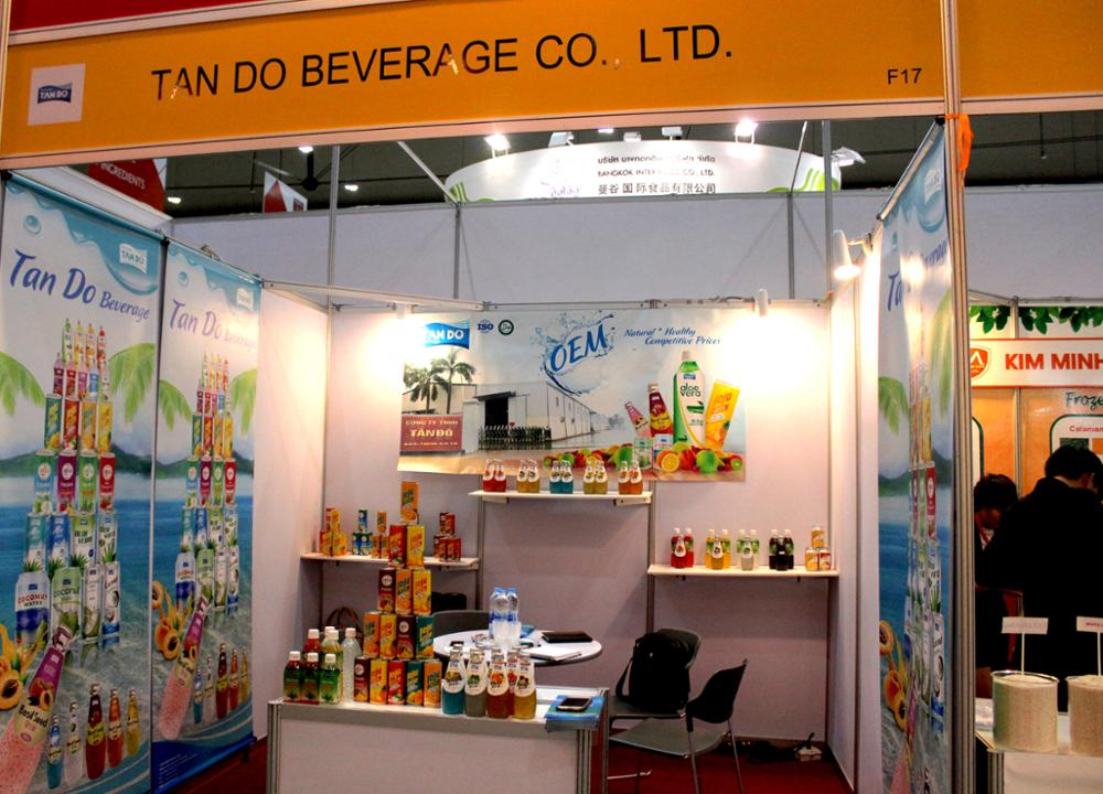 Tan Do Beverage Manufacturer- Juice with pulp - OEM
