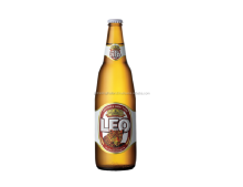 Leo Thai Lager Beer 630ml.