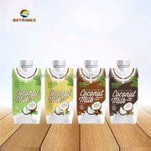 Coconut milk (ready to drink) made in Vietnam - OEM accepted
