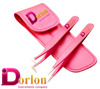 Beauty Pink color coated eyelash extension tweezers All models