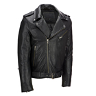 Oem Custom Motorcycle 2018 Design Leather Jacket Mens Windbreaker Jacket With Good Price Wholesale Cheap Price Jacket
