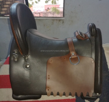 Leather Spanish Saddle for Horses