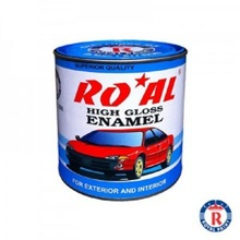 RO*AL HIGH GLOSS ENAMEL PAINT