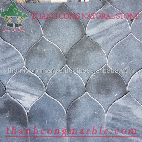 Antique Stone Roof Tiles