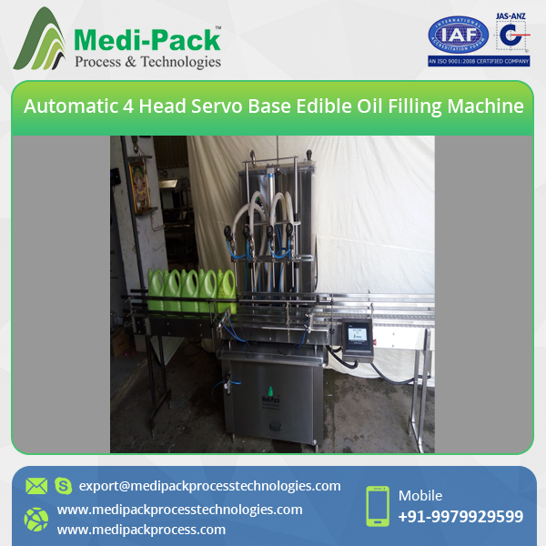 Factory Price Edible Vegetable Oil Filling Machine for Wholesales Market