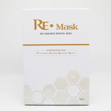 Korean skin care facial whitening gold mask sheet pack