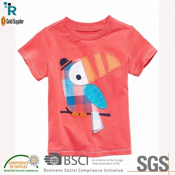 Trending hot products New arrival Boys Printed t shirt manufacturer Bangladesh