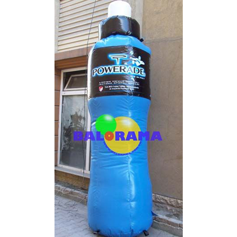 mobile advertising balloon, advertising inflatables