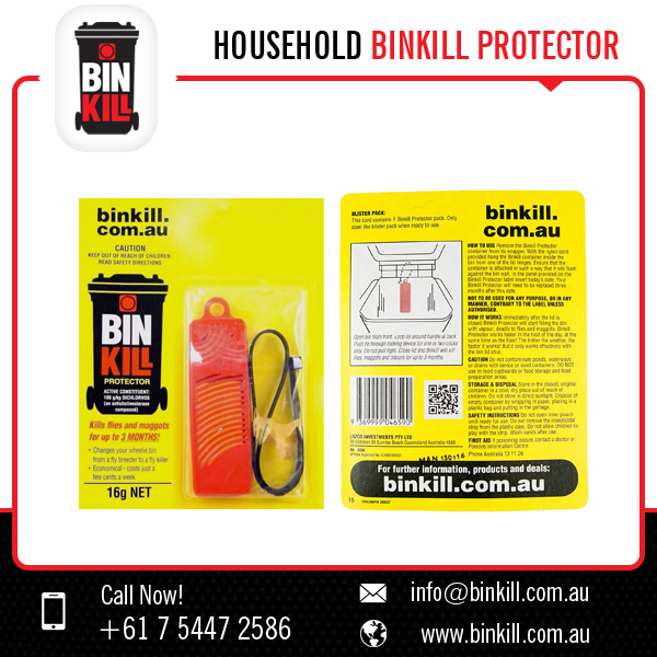 Dustbin Hygienic Bad Odour Preventing Insecticide Strips