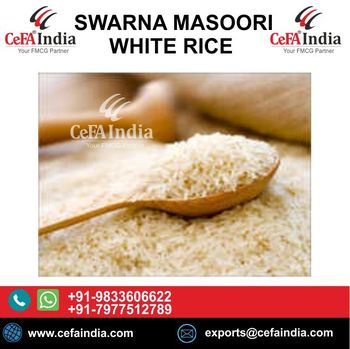 SWARNA NON BASMATI / BROWN RICE / INDIAN BASMATI RICE