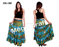 silk sari handmade girls harem pants trouser- Women Stylish Pure Rayon Multi Color Harem Pants- Designer Bottom Trousers