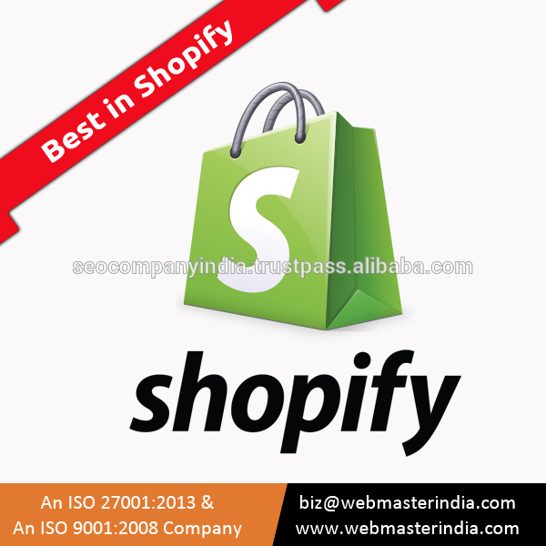 Shopify Mobile Site With Online Payment Integration Services