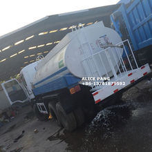 used Japan water spray truck 70000L 6x4 water tank truck for sale