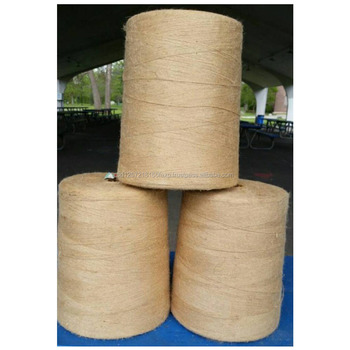 wholesale regular shipment Jute yarn