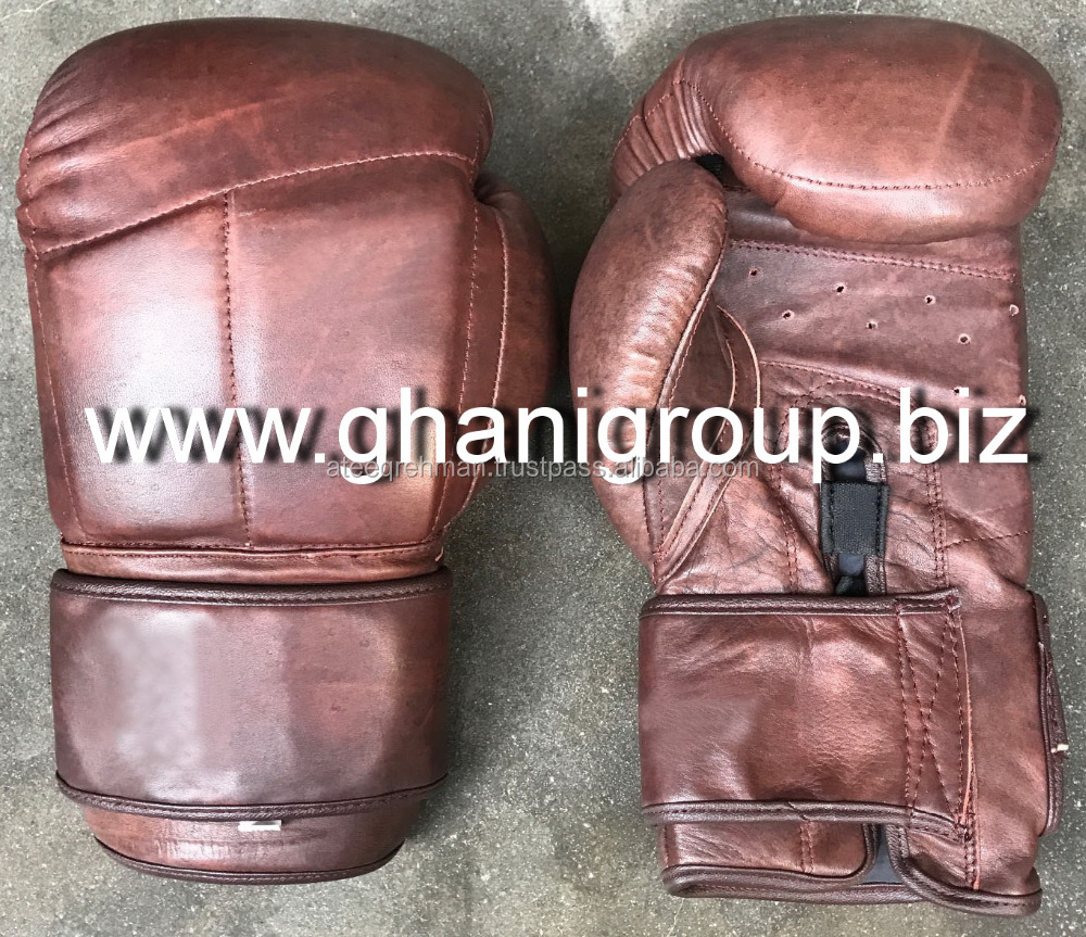 GAF Kick Boxing GEL Gloves MMA Punch Bag Sparring Muay Thai Fight Training UFC
