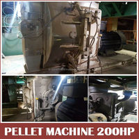 Feed Pellet Mill 300HP Made In