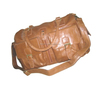 Outdoor Adventure Bag Leather Genuine Leather Vintage Travel Duffel Bags
