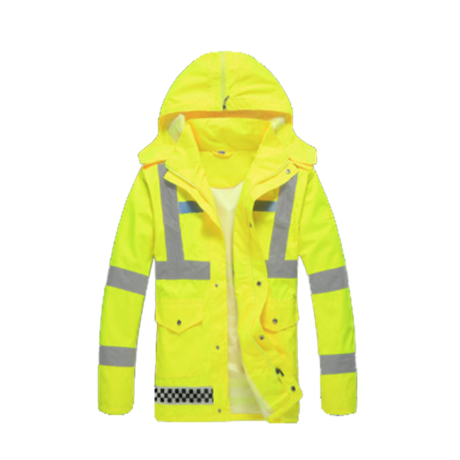Good Quality Low Price New Branded Polyester Clothing Safety Raincoats