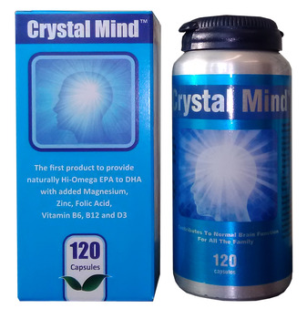 Crystal Mind - For Optimum Brain Health and Function