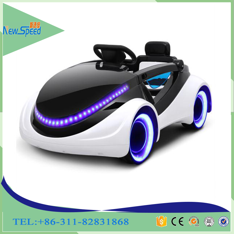 2017 new arrival four big wheel kids electric motorcycle science fiction movie child motorcycle