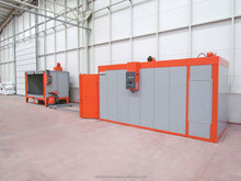 Box / Batch Type Powder Coating Oven