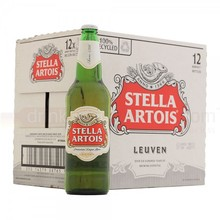 Stella Artois Beer 330ml cans/ bottles in bulk for supplies