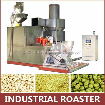 Industrial use roasting machine 300-4tons per hour