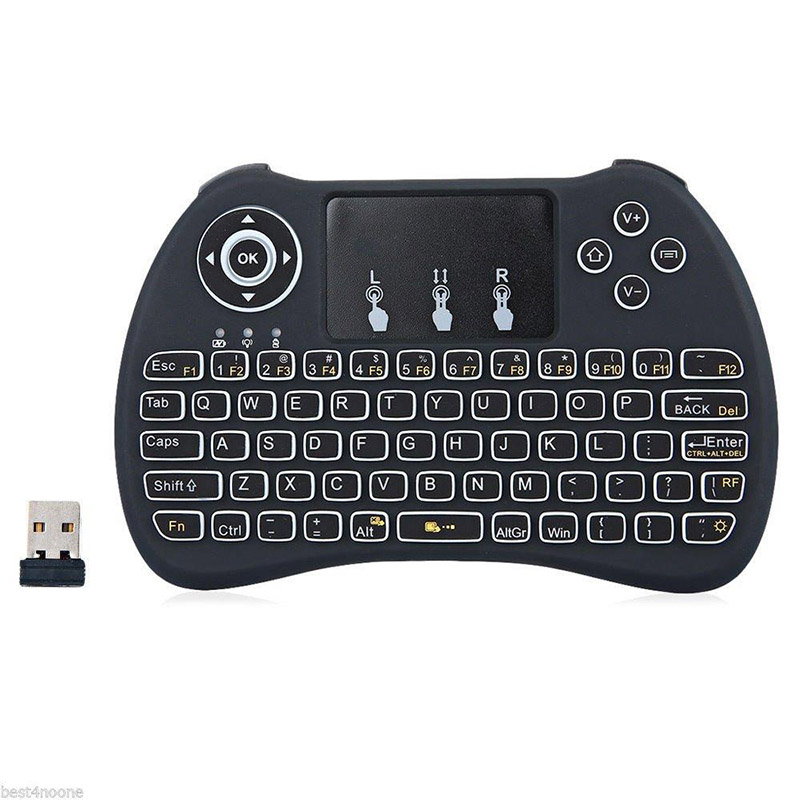Mini Wireless Keyboard Mouse H9 For Smart TV Box Android Set Top Box