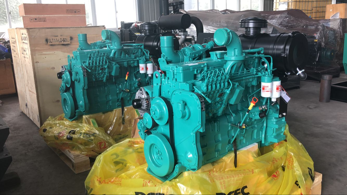 200kw 250kva with cummins engine diesel generator factory sale with CE ISO