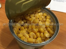 425g/820g/3000g Canned Sweet Kernel Corn