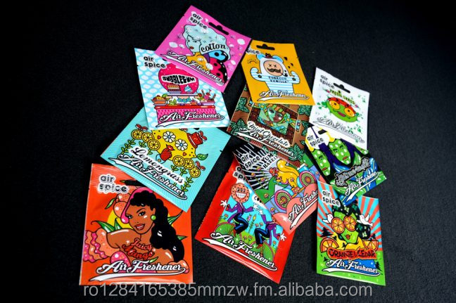 Air Spice car fresheners