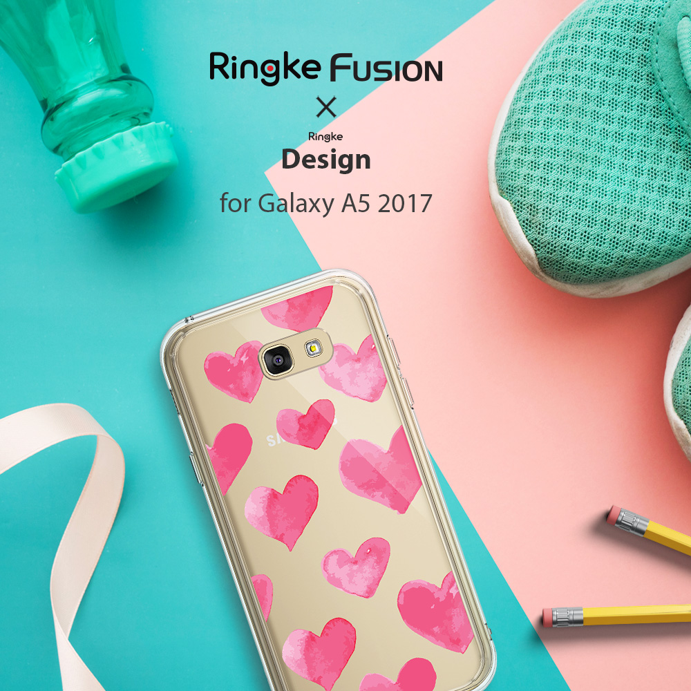 [Ringke] Ringke Fusion Design - Smart Phone Case for Galaxy A7 2016