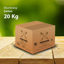 VEGETABLE SHORTENING 100% HALAL KOSHER PALM OIL FROM MALAYSIA