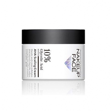 Nakeup Face 10% AHA Scaling Cream Moisturizing and Skin Softening Cream for Day and Night