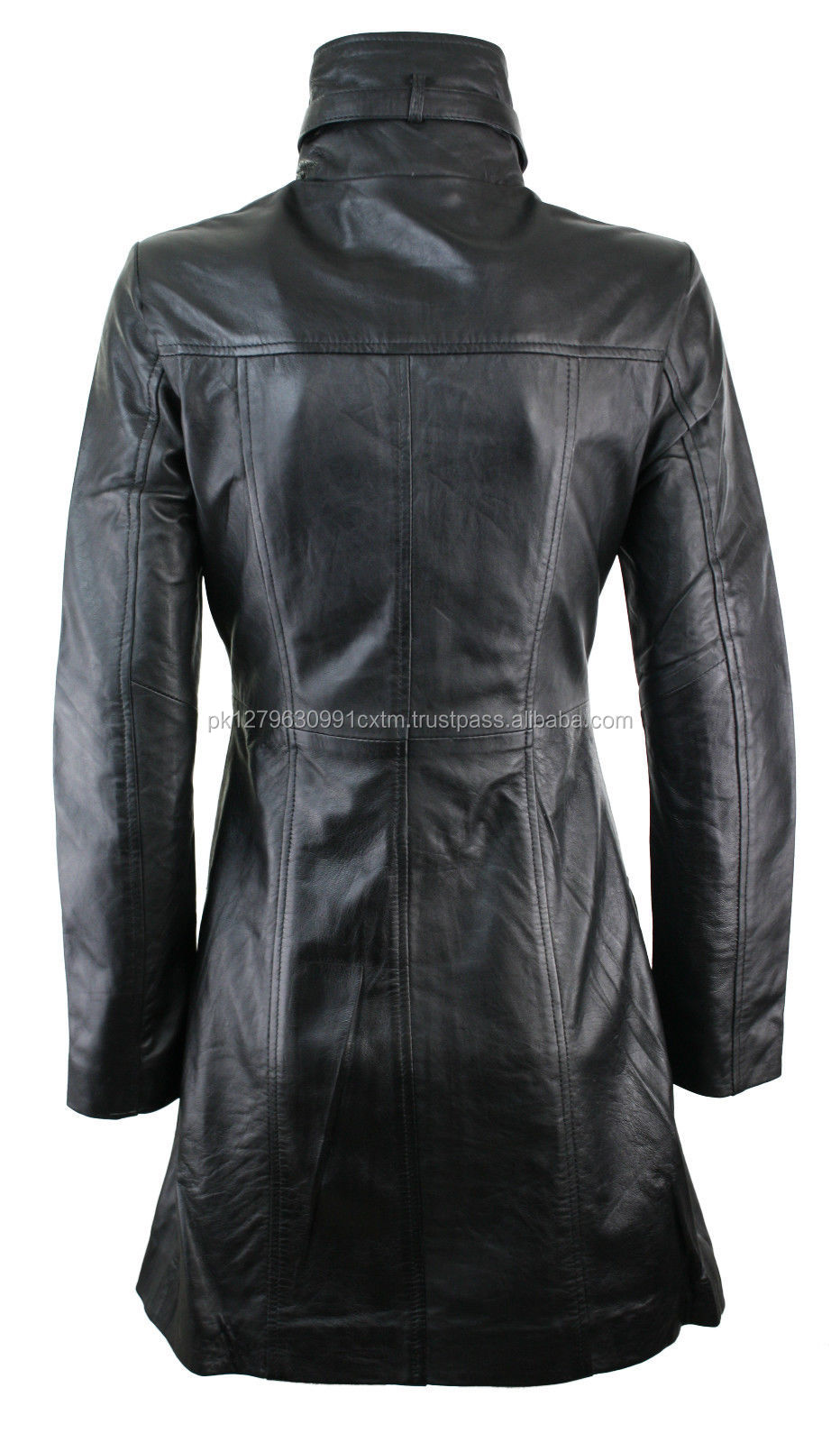 New Jude Black Soft Beautiful Leather 100% Genuine Soft Touch Leather Jacket