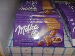 Milka Chocolate 100g Tablet/Chocolate - All Flavors. Different Text