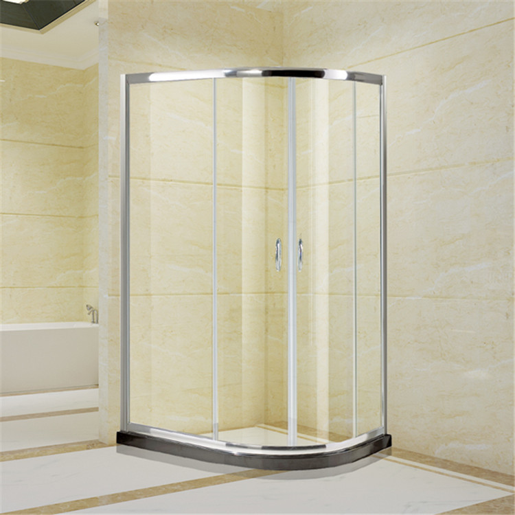 Outstanding framed shower cabin with hydro massage with competitive price