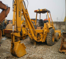 Used good quality CAT 436B backhoe