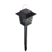 Solar Bug Zapper Insect Killer Mosquito Killer Bulb