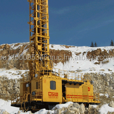 rotary drilling rig SBSH-250MNA-32 for making blast holes in hard rock