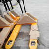 hydraulic hand pallet truck 4000kg all rough terrain